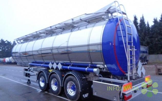 LAG cisterne prehrana-hemija odmah za isporuku ....novo. +38163532650