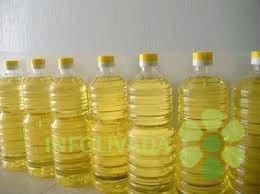 Rafinirano suncokretovo ulje