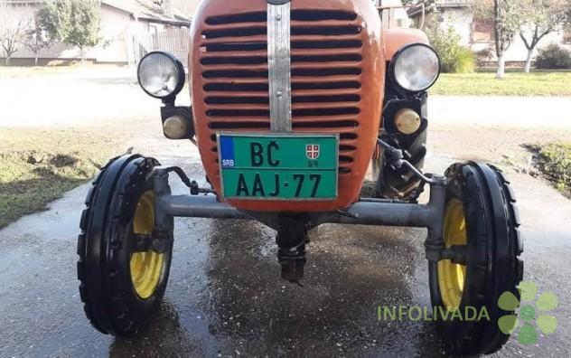 Traktor Steyr 188