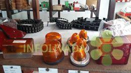 Signalizacija i oprema za poljomasine
