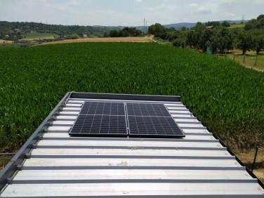 Konfigurisanje i izgradnja solarnih sistema za vikendice, salaše...